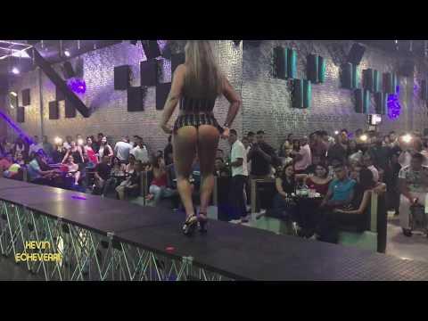 Desfile Modelos - Febrero 2017 -  La Clave Night Club 🎵 - Esperanza Gomez - (Cali - Colombia)