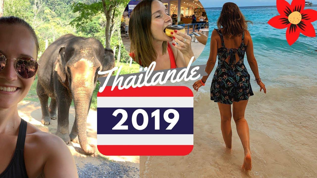 [Bonus] PRALINE & ALICIA - Mon voyage en Thaïlande