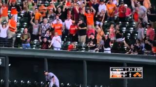 Baltimore Orioles 2014 Season Highlights (August 9,2014)