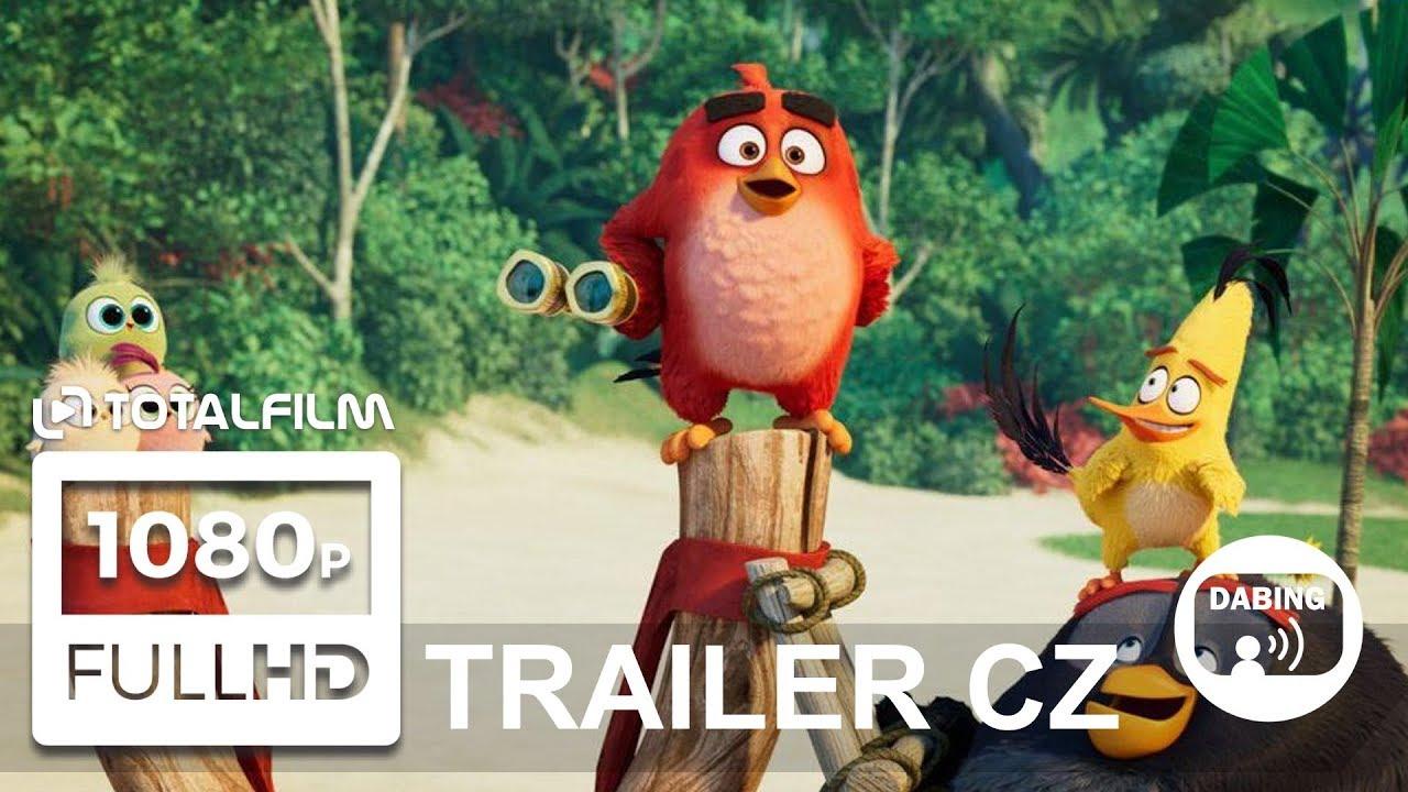 Angry Birds ve filmu 2 (2019) nový CZ dabing HD trailer