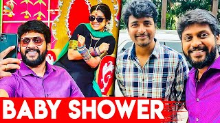 Rio Raj – Shruthi Cute Baby Shower Moments | Saravanan Meenatchi, Vijay Tv