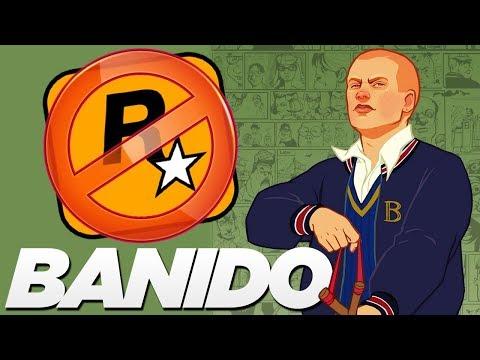 JOGOS BANIDOS DA ROCKSTAR GAMES!