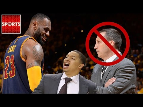 David Blatt FIRED | Tyronn Lue Cavs New Head Coach