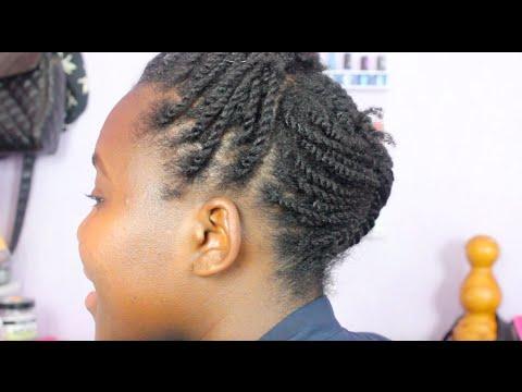 Mini Twists 4c Hair Youtube