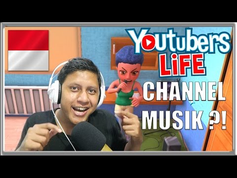 BIKIN CHANNEL MUSIK ? - rs Life Indonesia 1