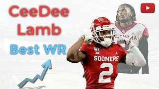 Film Study: Cowboys CeeDee Lamb is the BEST WR Prospect since Calvin Johnson