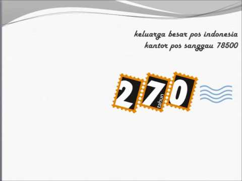 270th pos indonesia menyapa nusantara