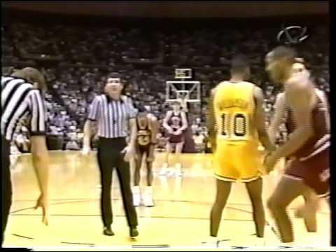 1990 College Basketball - LSU vs LMU