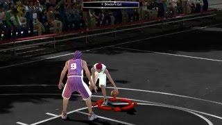 Seijuuro Akashi Vs Murasakibara Atsushi NBA 2K14