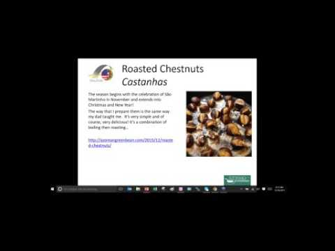 Portuguese Christmas Recipes with Maria Lawton, the Azorean Greenbean
