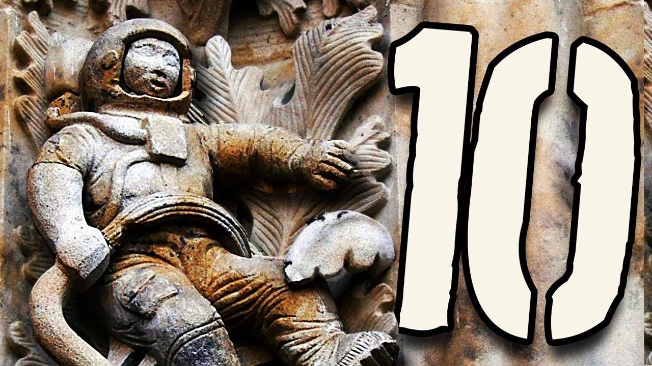 10 niewyjaśnionych znalezisk archeologicznych [TOPOWA DYCHA]