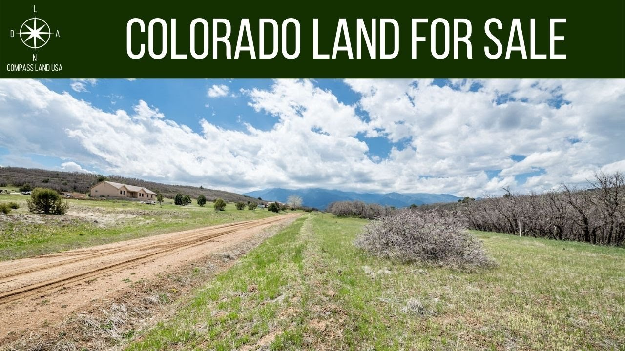 SOLD - 0.2 Acres – With City Water & Sewer! In Colorado City, Pueblo County CO
