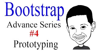 Advance Bootstrap Tutorial With PHP #4: Prototyping Using a Mockups Application