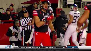 Jason Shelley leads Utah to 32-25 win over Oregon in first start