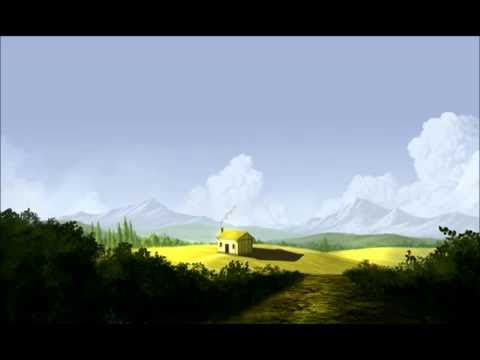 Photoshop Landscape Speed Paint