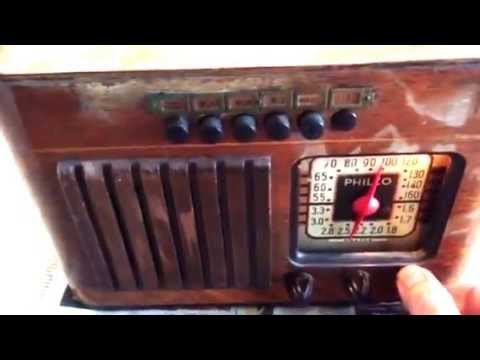 Philco Radio 40-125