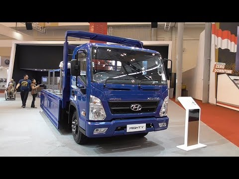 Jajal Hammer Games di Atas Truk Hyundai Mighty GIIAS 2017 from YouTube · Duration:  42 seconds  · 1.000+ views · uploaded on 19-8-2017 · uploaded by Tribunnews.com