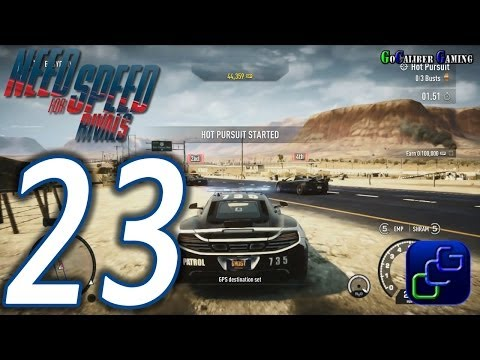 Need For Speed: Rivals Walkthrough - Part 23 - COP Chapter 6: Shot at the Big League