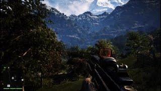 Zagrajmy w Far Cry 4 odcinek 2:polowanie na wilki i dzwonnica.