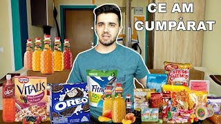 DESPACHETEZ UN GROCERY HAUL DELICIOS !!