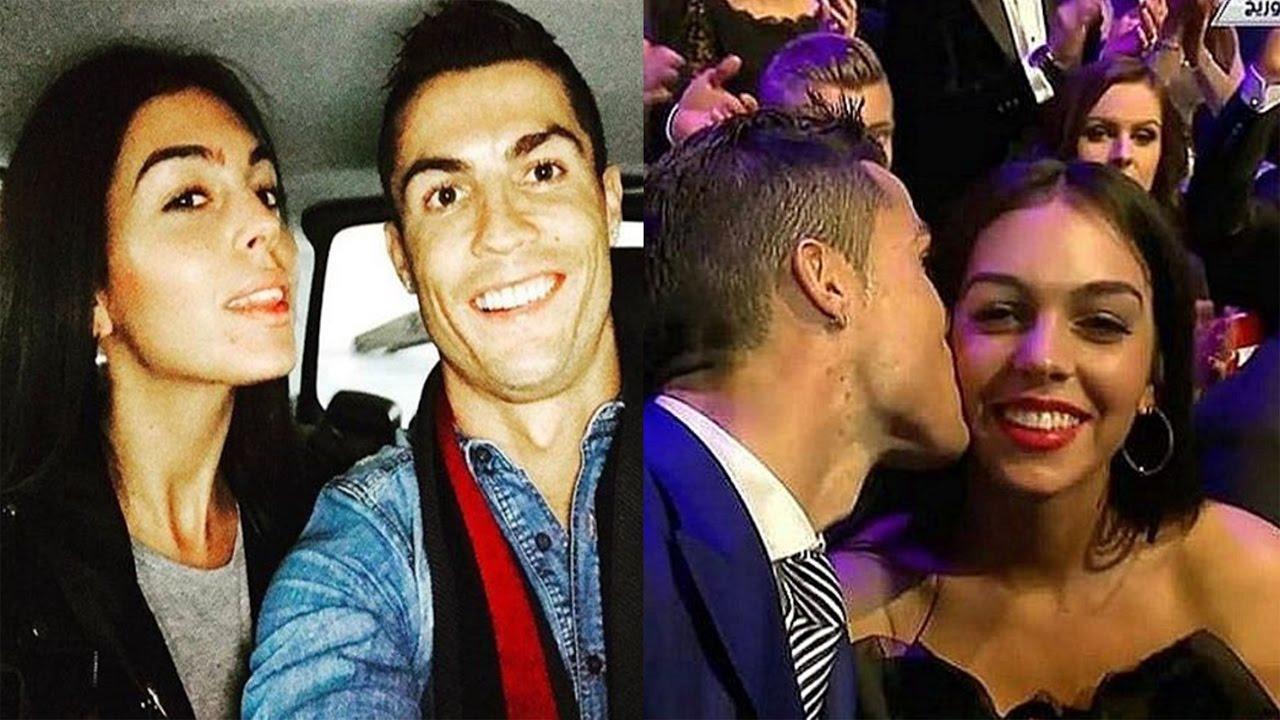 Cristiano Ronaldo's New Girlfriend (Georgina Rodriguez) - 2017