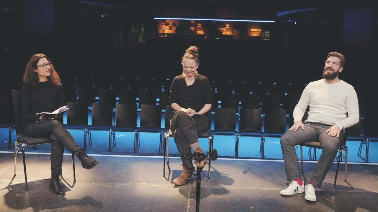 Neue Video-Interview-Reihe mit Kultur- und Kreativschaffenden
