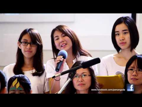 恩友耶稣 What a Friend We Have in Jesus - Penang Chinese Church Choir