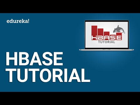 HBase Tutorial | Apache HBase Tutorial for Beginners | NoSQL Databases | Hadoop Tutorial | Edureka