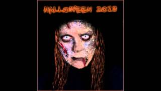 Scary Halloween sounds + download mp3 (wolves, witch, crows, door, laughter, whispers etc.)