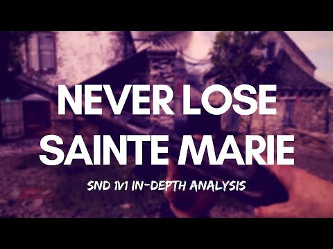 NEVER LOSE SAINTE MARIE GB SINGLES AGAIN (WW2 IN-DEPTH ANALY