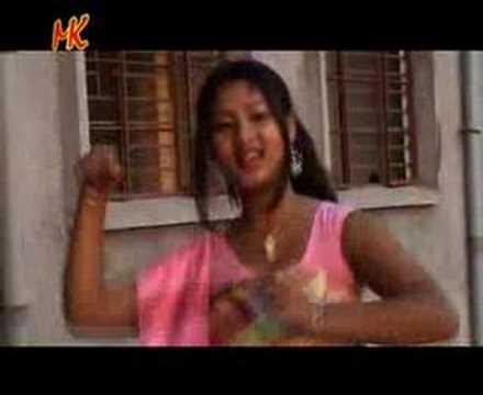 ang dini...(Monalisa)Bodo Music Video