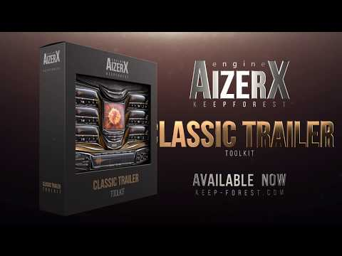 AizerX Series: Classic Trailer Toolkit - Official Trailer
