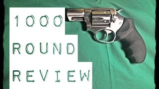 Ruger SP101 .357 Magnum: A 1000 Round Review