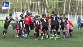 EnBW-Oberliga C-Junioren: SV Sandhausen vs. TSG 1899 Hoffenheim U14