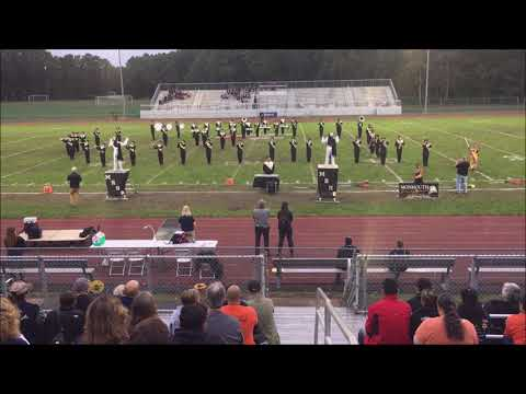 Monmouth Regional High School Marching Band @ Jackson Memorial HS