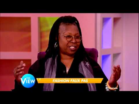 Whoopi on Giuliana Rancic's apology to Zendaya