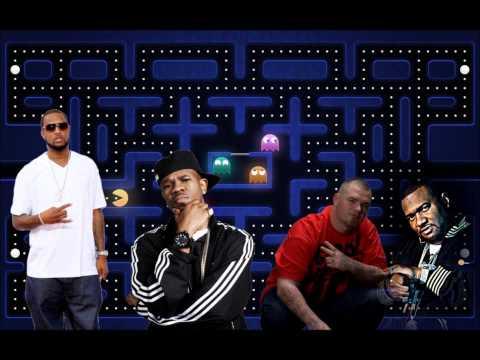 Chamillionaire Ft Slim Thug Paul Wall E S G Pac Man Beat