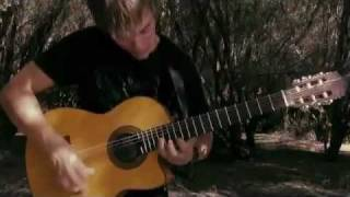 Acoustic guitar (Music Video)(For CDs/MP3's visit http://www.wildlettucemusic.com Facebook http://www.facebook.com/wildlettucemusic Wild lettuce acoustic guitar and percussion duo music ..., 2011-07-10T12:58:57.000Z)