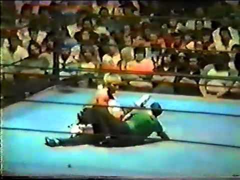 Ric Flair vs Ricky Morton