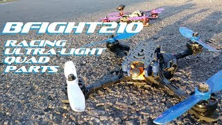 BFlight210 Ultra-Light Parts Review