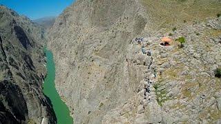 Base Jump - Kemaliye Turkey