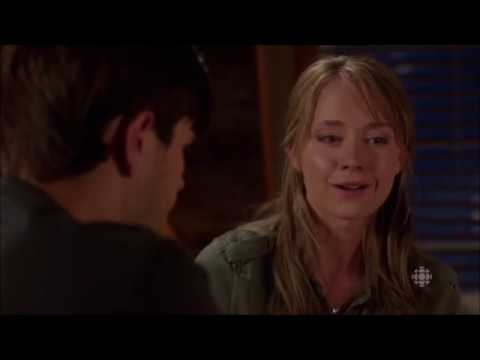 Amy & Ty Talk About Their Pregnancy (Heartland) - YouTube