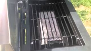 Nexgrill with rotisserie