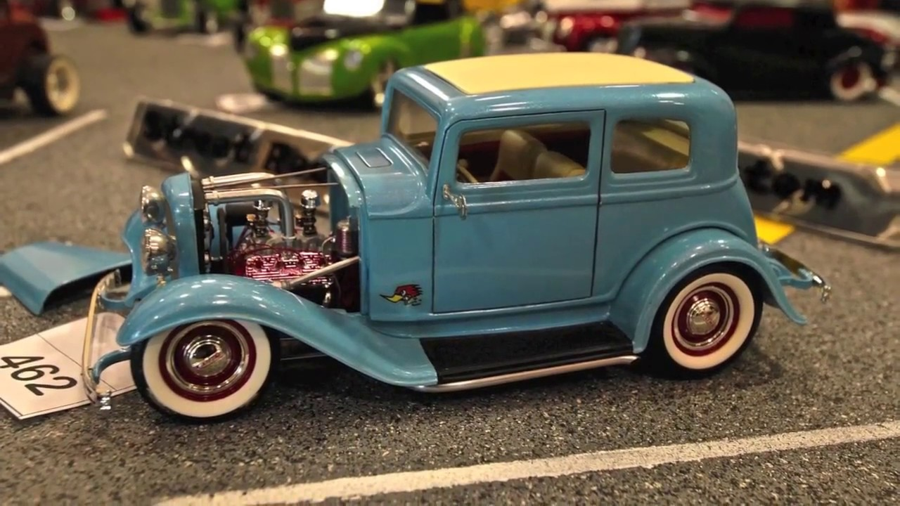 10th Annual Tabletop Model Car Of South Florida Youtube