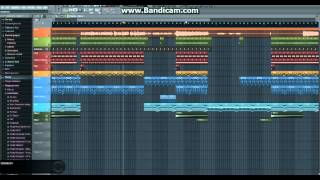 Inna - Love ( Fl studio Complete Remake ) + flp download