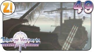 Tales of Vesperia: Das Geisterschiff Artheum #49 | Let's Play [DEUTSCH]
