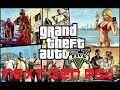 GTA 5 Online Next Gen Moments - Dog Attack & Strip Club (PS4)