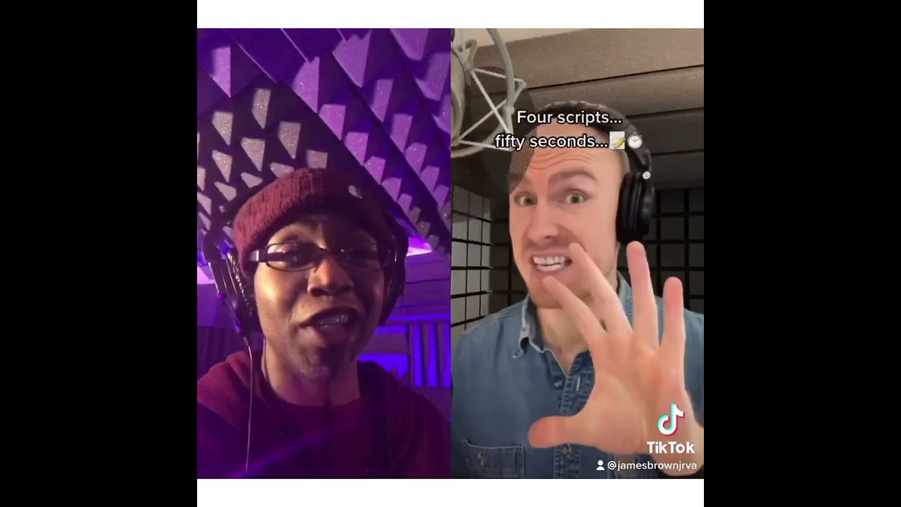 Try these Voiceover Challenges!