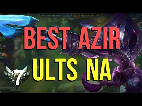 HOW TO AZIR ULT - Unranked to Diamond Ep.7