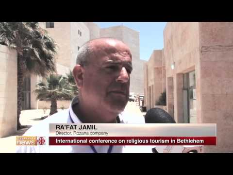 International conference on religious tourism in Bethlehem